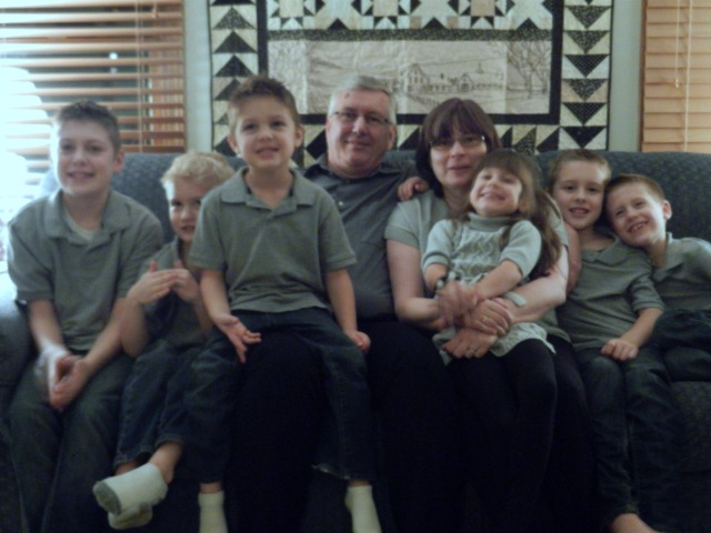 Loving the Grandkids 2014