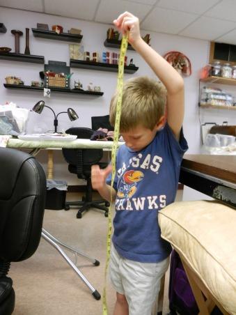 Noah Measuring